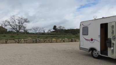 Aire de camping-car de Vilartäo