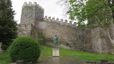 Bragança - Le château