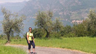 Randonnée sur Monte Isola