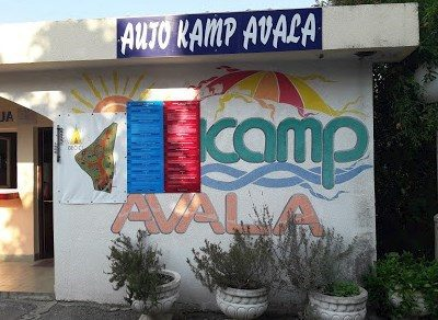 Auto Kamp Avala - Budva (Monténégro)