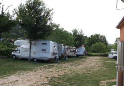 Au Camp Skradınske delicıje - Skradin (Croatie)
