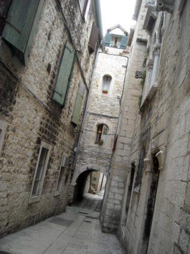 La porte de Fer - Split