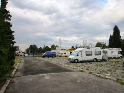 Aire de camping-car - Zagreb