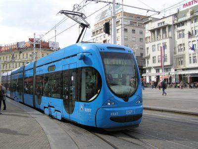 Le Tram de Zagreb
