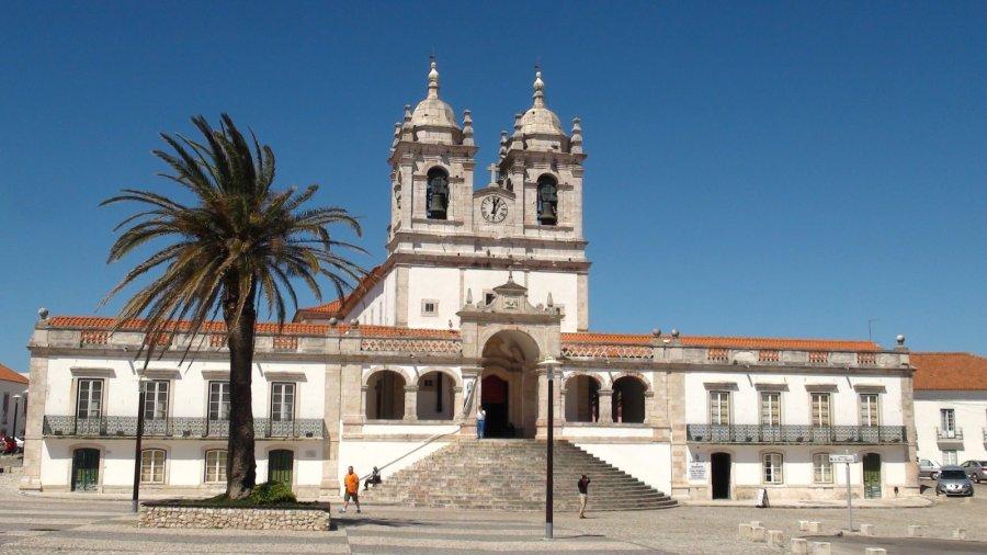 l'église de la Miséricorde à Pederneira