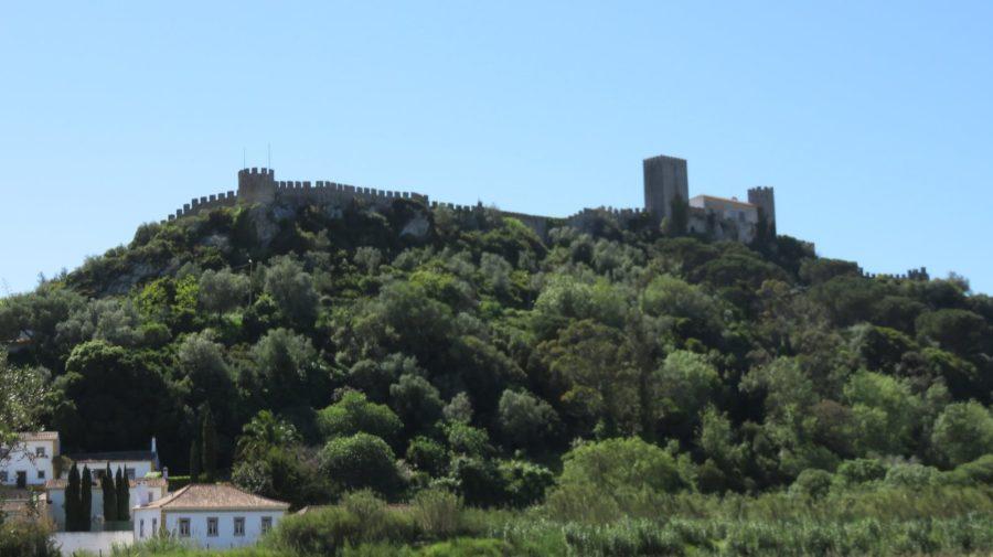 La forteresse d'Obidos
