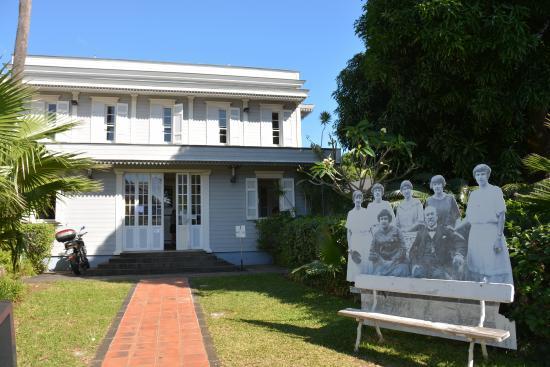 La Maison Carrère à St Denis de la Réunion