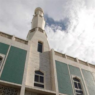La mosquée Noor al Islam de St Denis (île de la Réunion)