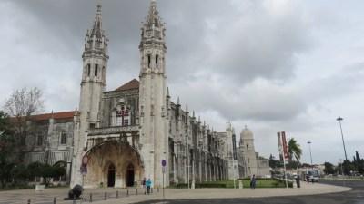 L'église du Monastère des Hiéronymites