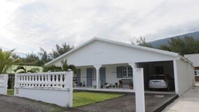 Maison créole  de La Réunion