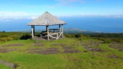 Kiosque aire de pique-nique - Les Makes (Réunion)
