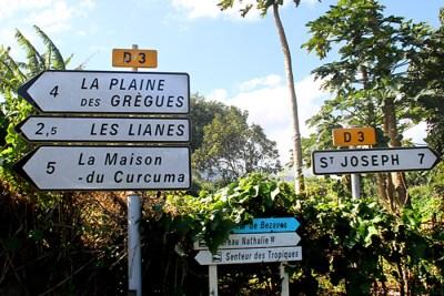 La plaine des Grègues - Réunion