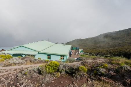 Le gite de la caverne Dufour - Piton des Neiges