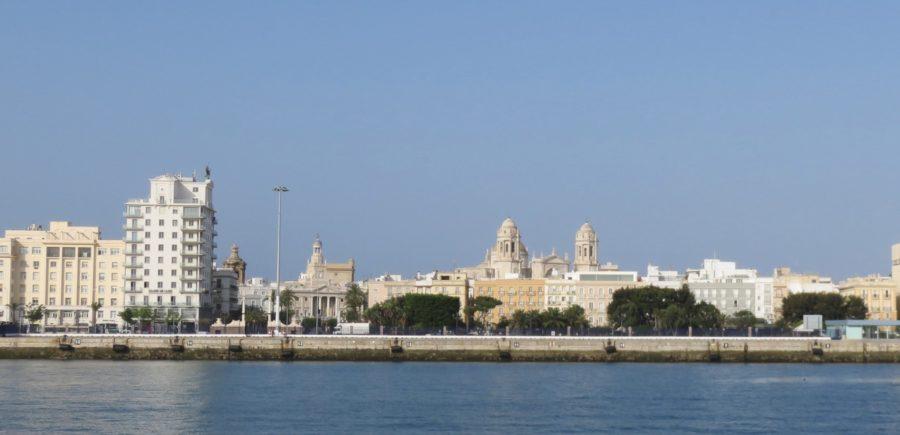 Panorama de Cadix