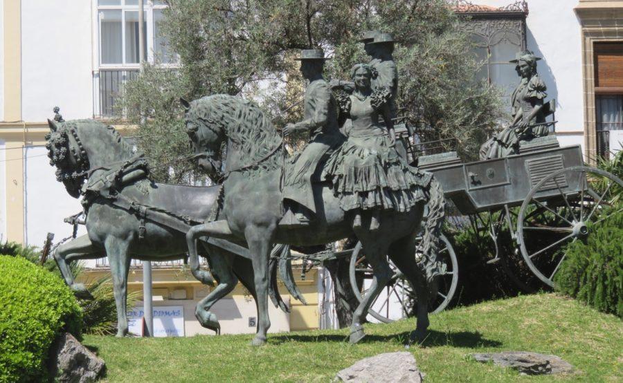 Chevaux et carosse - Jerez de la Frontera