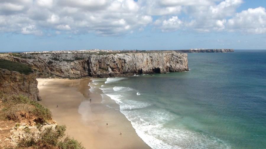 La plage de Beliche
