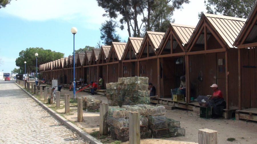 Fuseta - Les cabanes de pêcheur