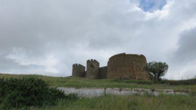 La forteresse d'Evoramonte