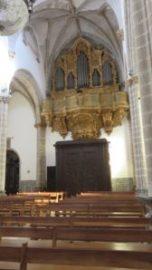 La cathédrale d'Elvas