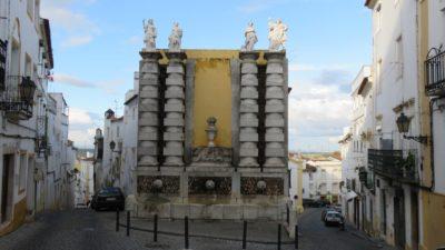 La fontaine San Lorenzo
