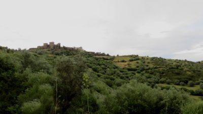 Le château et le village de Monsaraz