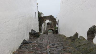 Les rues pavées de Monsaraz