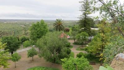 Les jardins de Moura