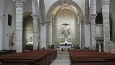 L'église St Jean Baptiste de Moura