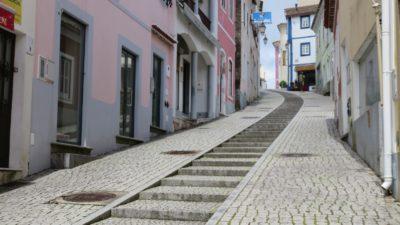 Les rues montantes de Monchique