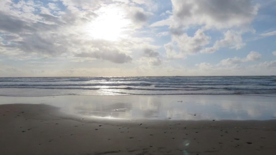 la plage de Cordoama
