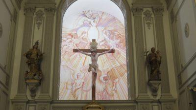 L'église Ste Marie de Lagos