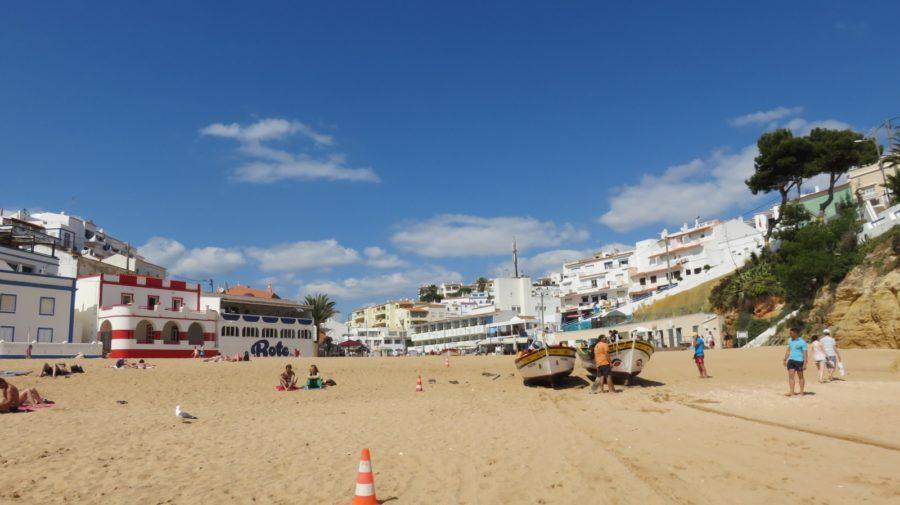 Praia do Carvoeiro