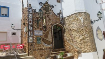 Albufeira - Porta de Sant Ana