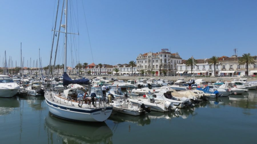 Le port de plaisance - Vila Real de Santo Antonio