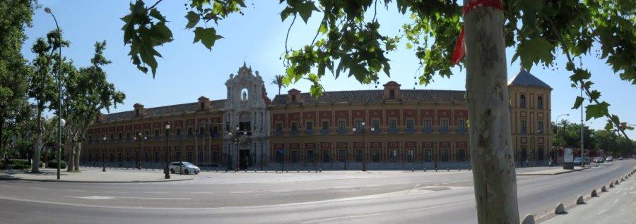 Palais de San Telmo - Le parlement de l'Andalousie