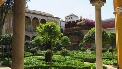 Jardins de Séville