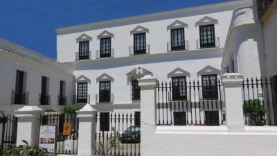 Le palais des ducs de Medina Sidonia - Sanlucar de Barrameda