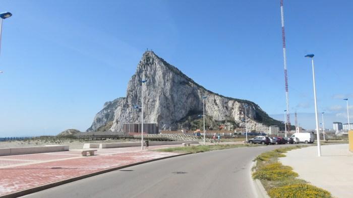 Gibraltar et son rocher