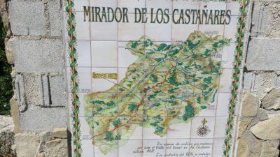Le Mirador de los Castanares