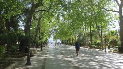 Les jardins de Ronda