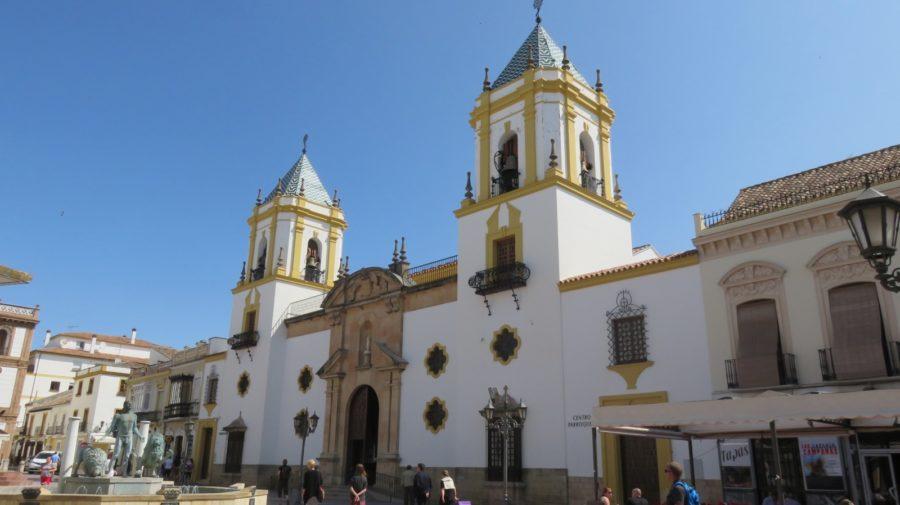 La Plaza Duquesa de Parcent - la place la plus pittoresque de Ronda.