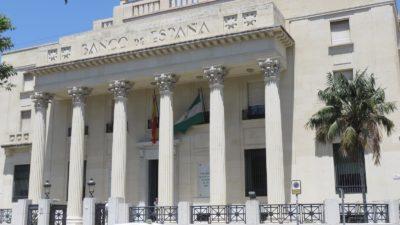 La Banque d'Espagne à Malaga