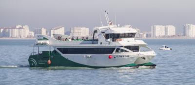 Le catamaran Bahia Cadiz