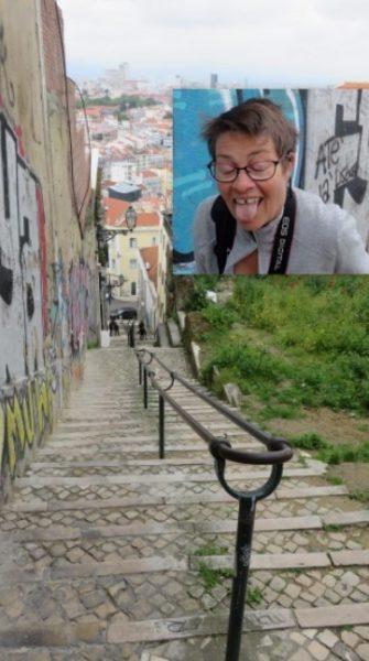 ça casse ces escaliers !