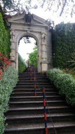 Les jardins d'Isola Madre (îles Borromées)