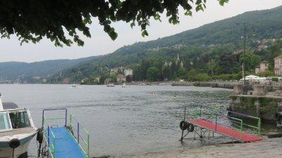 Baveno au bord du lac Majeur - Italie