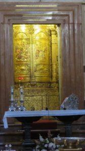 Petits autels de la Mosquée de Cordoue