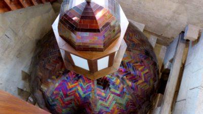 Le clocher de la Mezquita de Cordoue