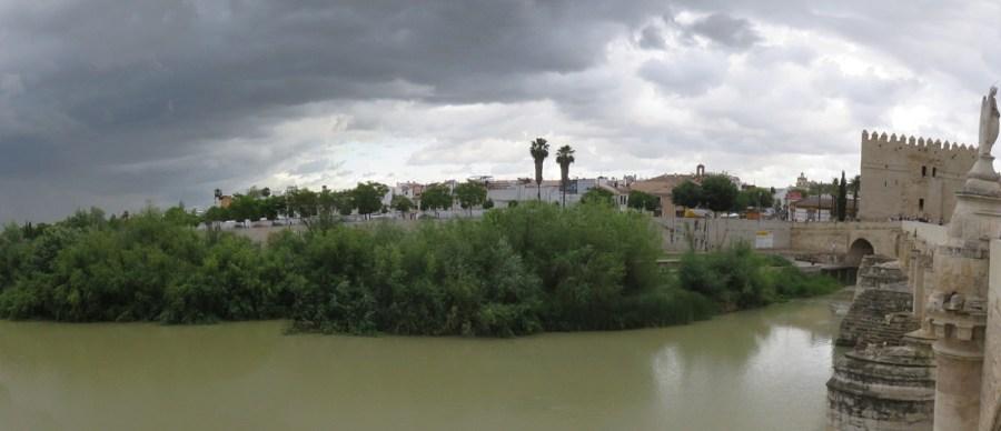 Cordoue et le Guadalquivir