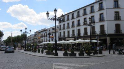 Baeza - le centre ville